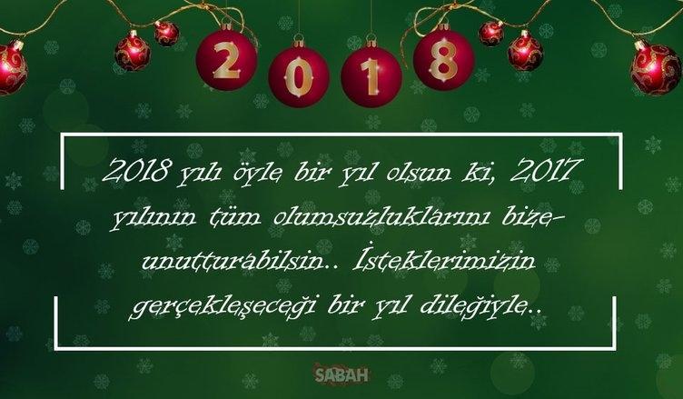 2018 yeni yıl mesajları resimli yazılı galerisi resim 1