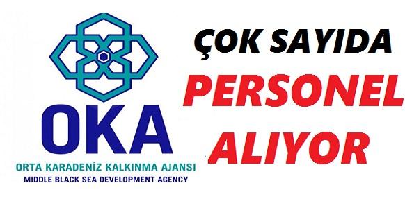 Orta Karadeniz Kalkınma Ajansı Sözleşmeli 7 Kamu Personeli Alımı