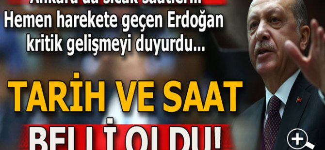 Ankara'da sıcak saatler..