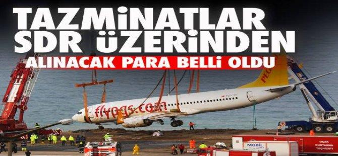 Trabzon'da iniş sırasında pistten çıkan uçakla ilgili yeni gelişme..