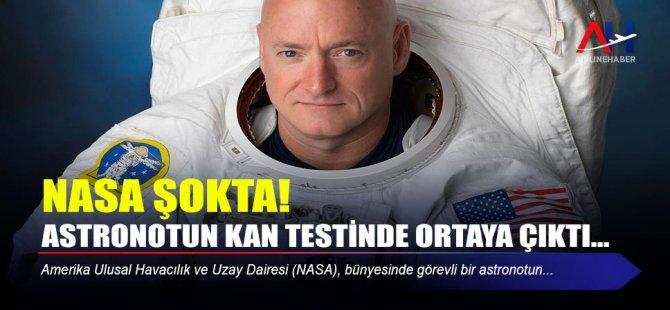 NASA şokta! Astronotun kan testinde ortaya çıktı…