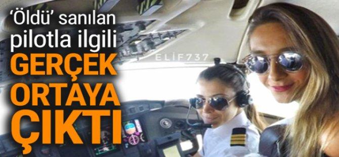 İran'daki uçak kazasında öldü denilen pilot ortaya çıktı!