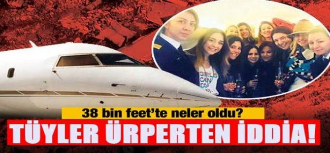 Uçak kazasında yeni gelişme! Havada neler oldu?