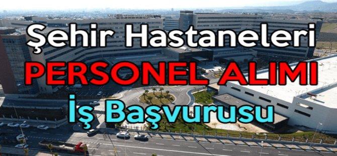 Bilkent Şehir Hastanesine 7 Bin Kamu Personeli Ankara Şehir Hastanesi 5 Bin Kamu Personeli Alımı