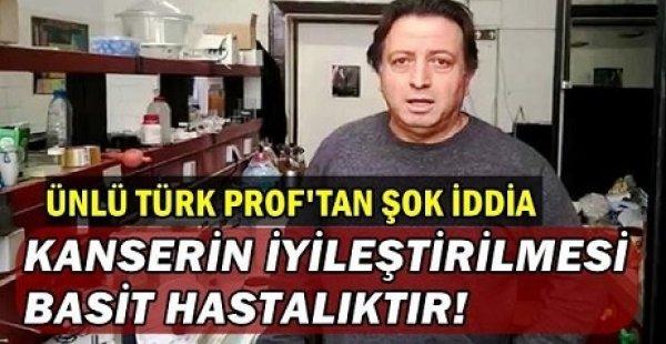 Prof.Dr. İbrahim Uslu'dan kanser ile ilgili çok önemli açıklamalar