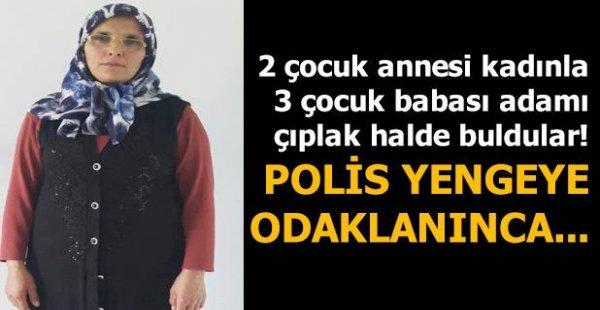 POLİS YENGEYE ODAKLANINCA.