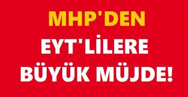 MHP'li Usta: Emeklilikte yaşa takılanların hakkı verilmelidir