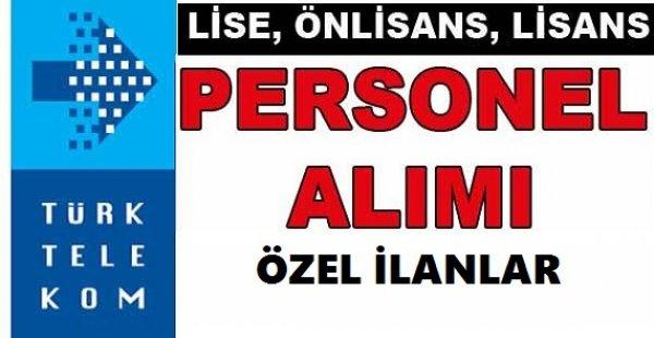 Yeni İlan Yayımlandı! Türk Telekom Yeni Mezun Personel Alımı Yapacağını Duyurdu