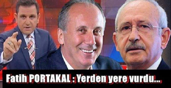 Fatih Portakal'dan Çok Ağır Sözler…