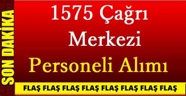 En Az Lise Mezunu 1575 Çağrı Merkezi Personeli Alımı