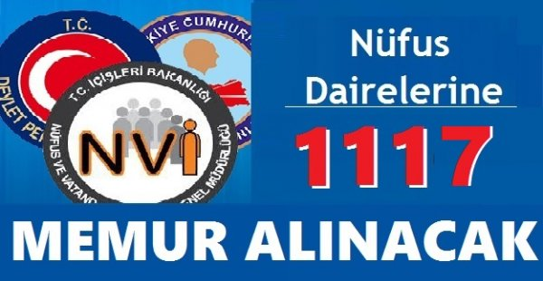 İçişleri Bakanlığı 1117 Memur Alımı İlanında Düzeltme Yapıldı