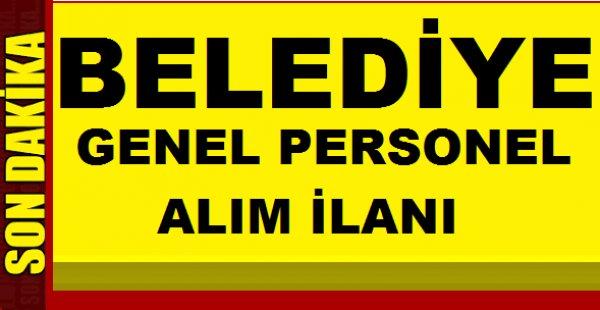 Afyonkarahisar Akharım Belediyesi 4 İşçi Alımı