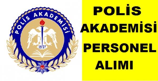 Polis Akademisi Öğretim Üyesi Alım İlanı 2019