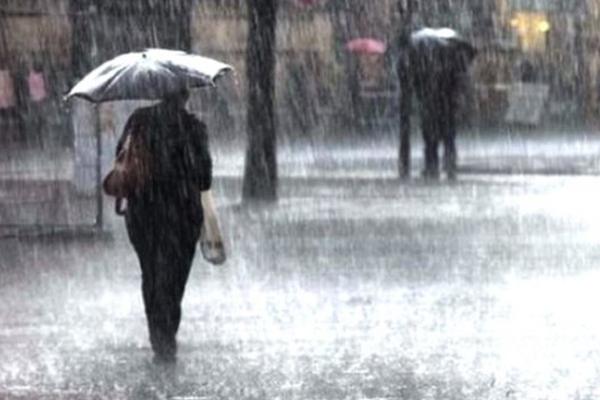 Son dakika: Meteoroloji'den kuvvetli yağış uyarısı!.