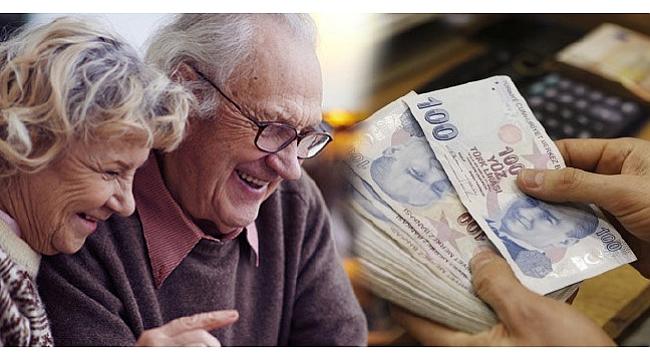 SSK ve Bağ-Kur emeklilerinin maaşı yeni zamla ne olacak?