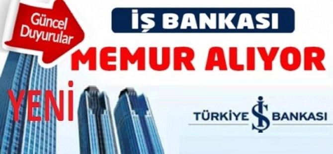 İŞ BANKASI Müfettiş Yardımcılığı Sınavı 2019