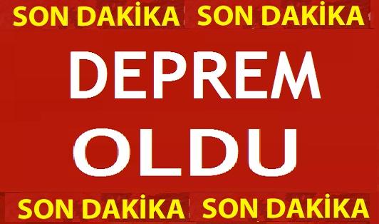 Son Dakika! Antalya'da Şiddetli Deprem! İŞTE DEPREM ANI VİDEO