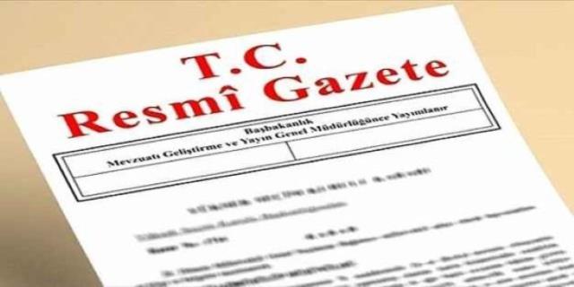 2 Ekim 2018 tarihli atama kararları Resmi Gazete