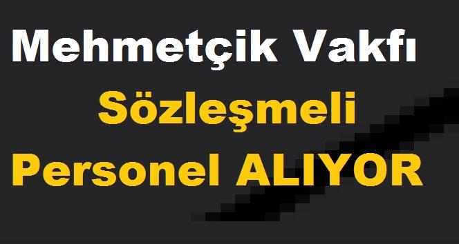 Mehmetçik Vakfı Sözleşmeli Personel ALIYOR