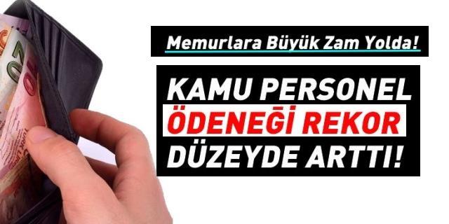 2019 Da Memura Büyük ZAM