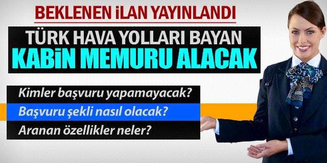 THY Türk Hava Yolları 700 kişiyi işe alacak! İşte şartlar