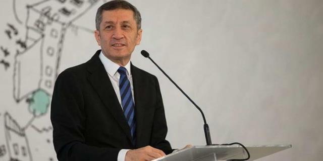 Ziya Selçuk, 2023 vizyon belgesini açıkladı