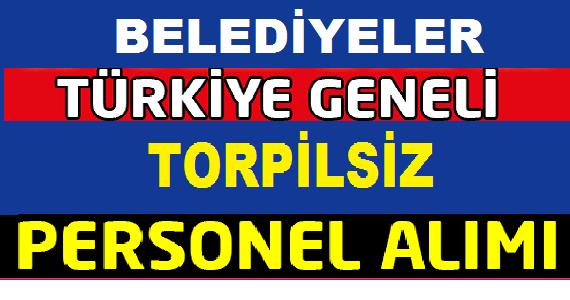 Kırklareli İğneada Belediyesi KPSS ile Çevre Koruma Memuru alımı