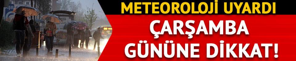 Meteoroloji yeni haftanın hava durumu raporunu yayınladı.