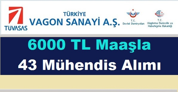 TÜVASAŞ Genel Müdürlük 43 Mühendis iş ilanı Başvuruları Devam Ediyor