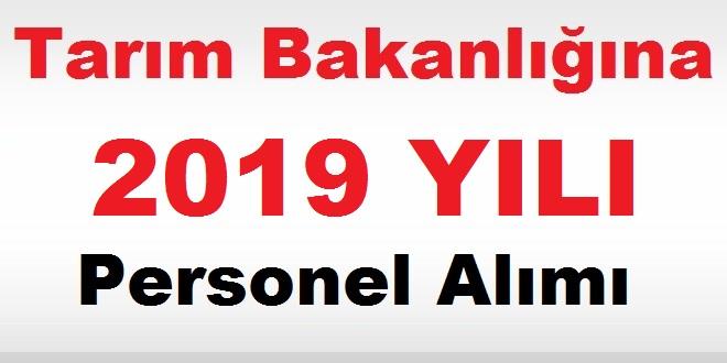 Ankara Tarım Ve Orman Müdürlüğü kamu personeli alımı
