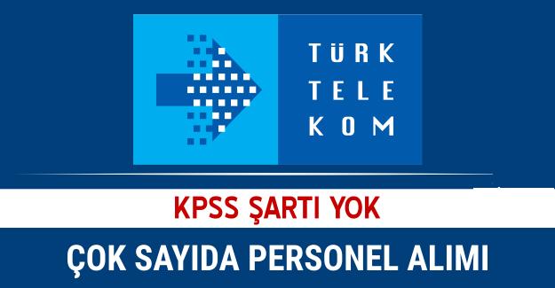 Türk Telekom Tecrübeli ve Tecrübesiz Personel Alıyor!