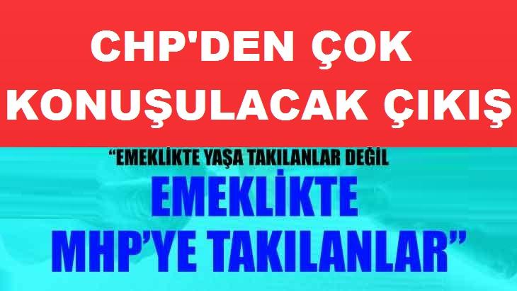 CHP'den Çok Konuşulacak EYT Açıklaması