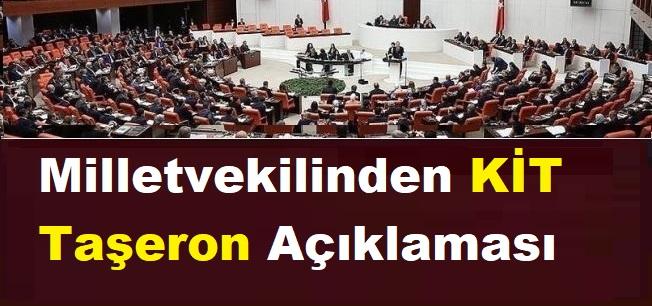Milletvekilinden KİT Taşeron Açıklaması! Son Dakika Taşeron