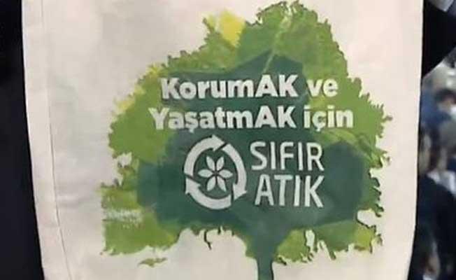 Erdoğan'ın Açıkladığı Ücretsiz Bez Torbalar Dağıtılıyor