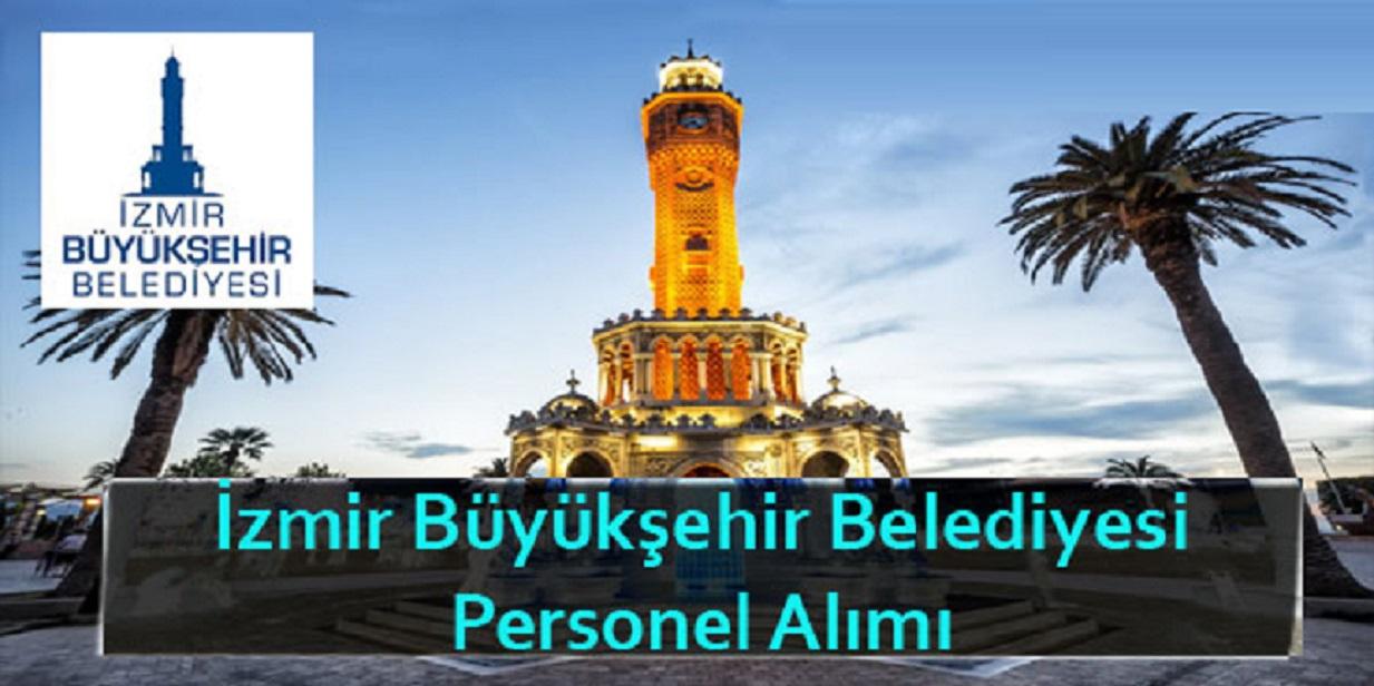 İzmir Büyükşehir Belediyesi şirketlerinden İZNERJİ Belediye Şirketine 200 Güvenlik Görevlisi Alımı