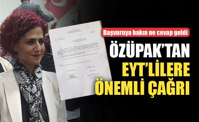 EYT İstanbul Mitinginin Önünde Engeller Var