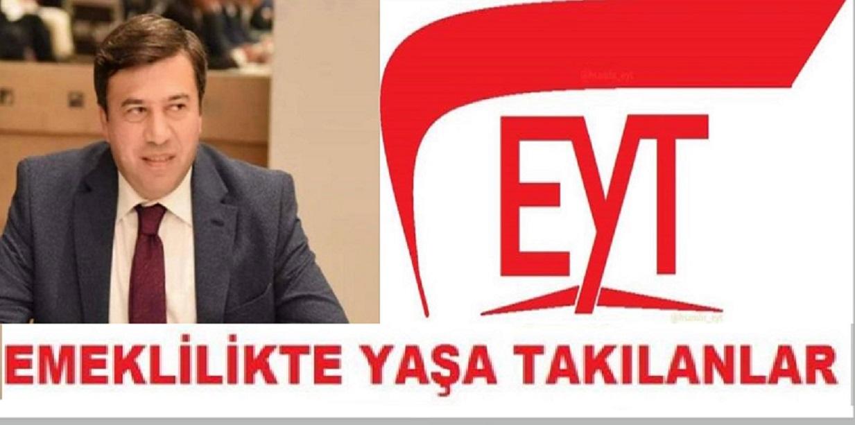 Eyt Mağduriyeti hakkında kampanya başlatıldı