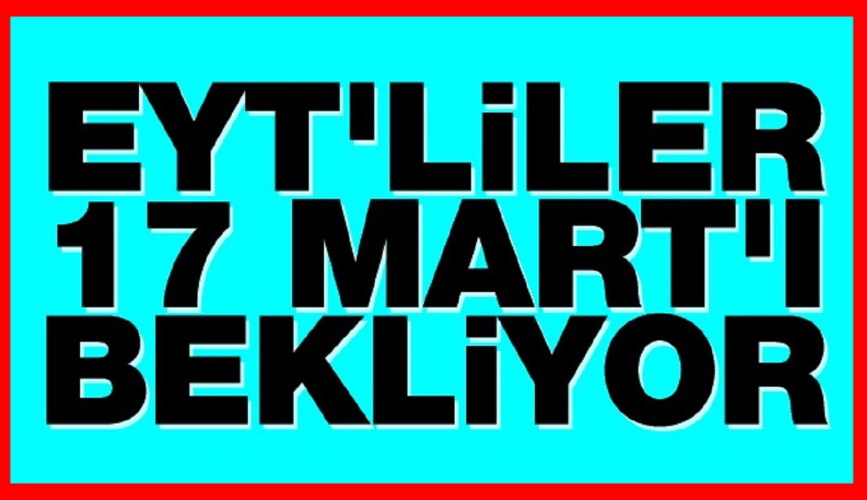 EYT Mart Ayı Büyük İstanbul Mitingi Son Dakika