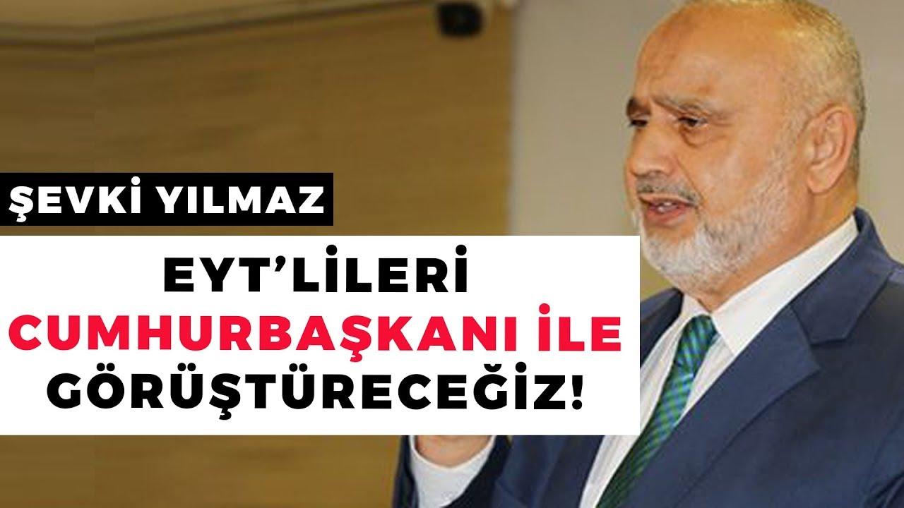 EYT'lileri Erdoğan ile Görüştüreceğiz