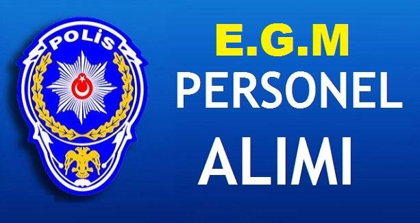 EGM 28 Bin Personel Alımı 2020 Duyurusu