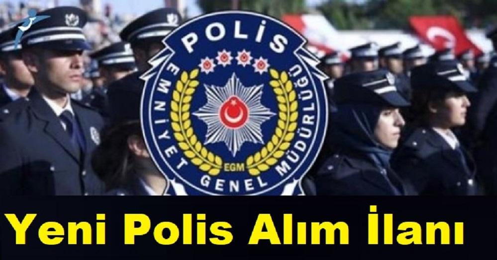 2019 Trafik Polisi Alım İlanı Yayımlandı! Başvuru Detayları