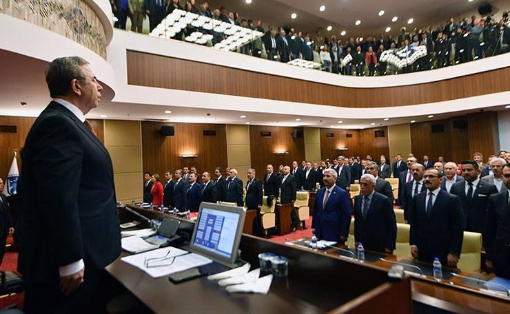 Mansur Yavaş, ilk toplantıya katıldı, Ankara için en büyük hayalini açıkladı