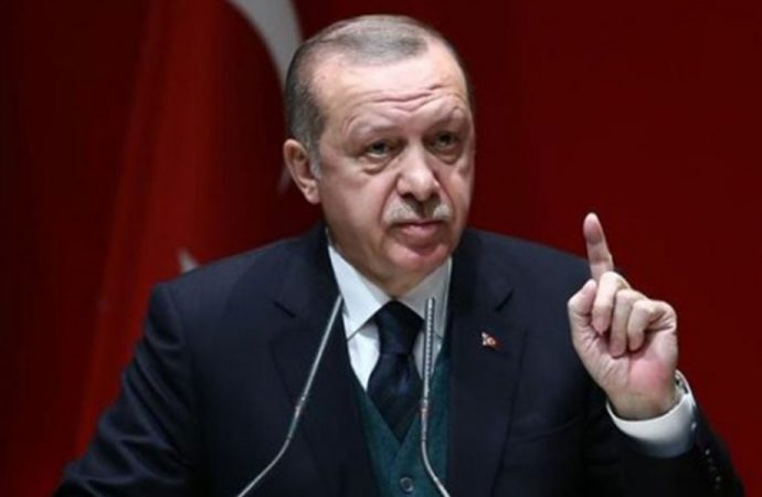 Erdoğan: 'Gözlerinin yaşına bakmayacağım'