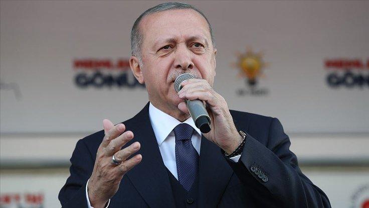 Erdoğan 'YSK'nin İstanbul seçimlerini iptal edeceğini umuyorum' dedi