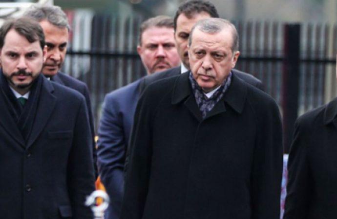Damat ve Erdoğan arasında sürtüşme olduğu iddia edildi