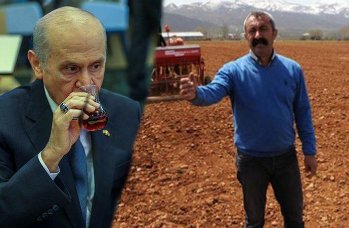 Bahçeli'den Kominist Başkan Açıklaması