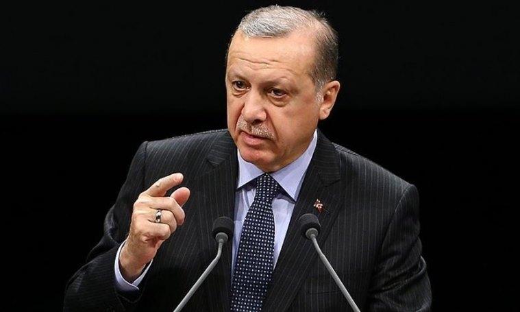 Erdoğan'dan partisine İmamoğlu'na 'hitap' uyarısı
