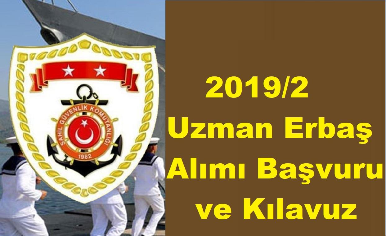 Sahil Güvenlik Komutanlığı Uzman Erbaş ilanına 12 - 23 Mayıs tarihleri arasında başvuru alınacak