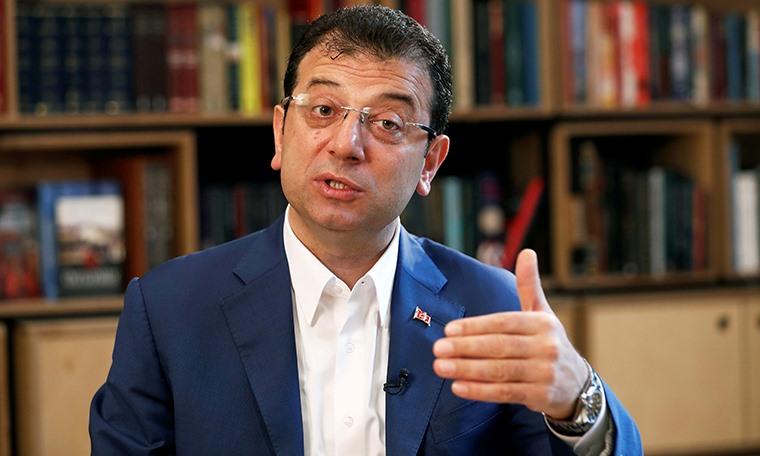 İmamoğlu'ndan Göksu'ya 'Trabzon' tepkisi