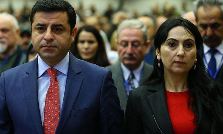 FLAŞ | Demirtaş ve Yüksekdağ beraat etti